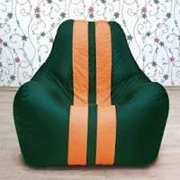 Кресло-мешок, груша Ферарри Микро-рогожка 105*95*85см с дополнительным чехлом, фото 1