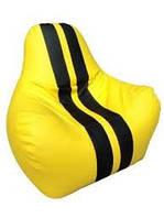 Кресло-мешок, груша Феррари Микро-рогожка 105*95*85см , фото 1