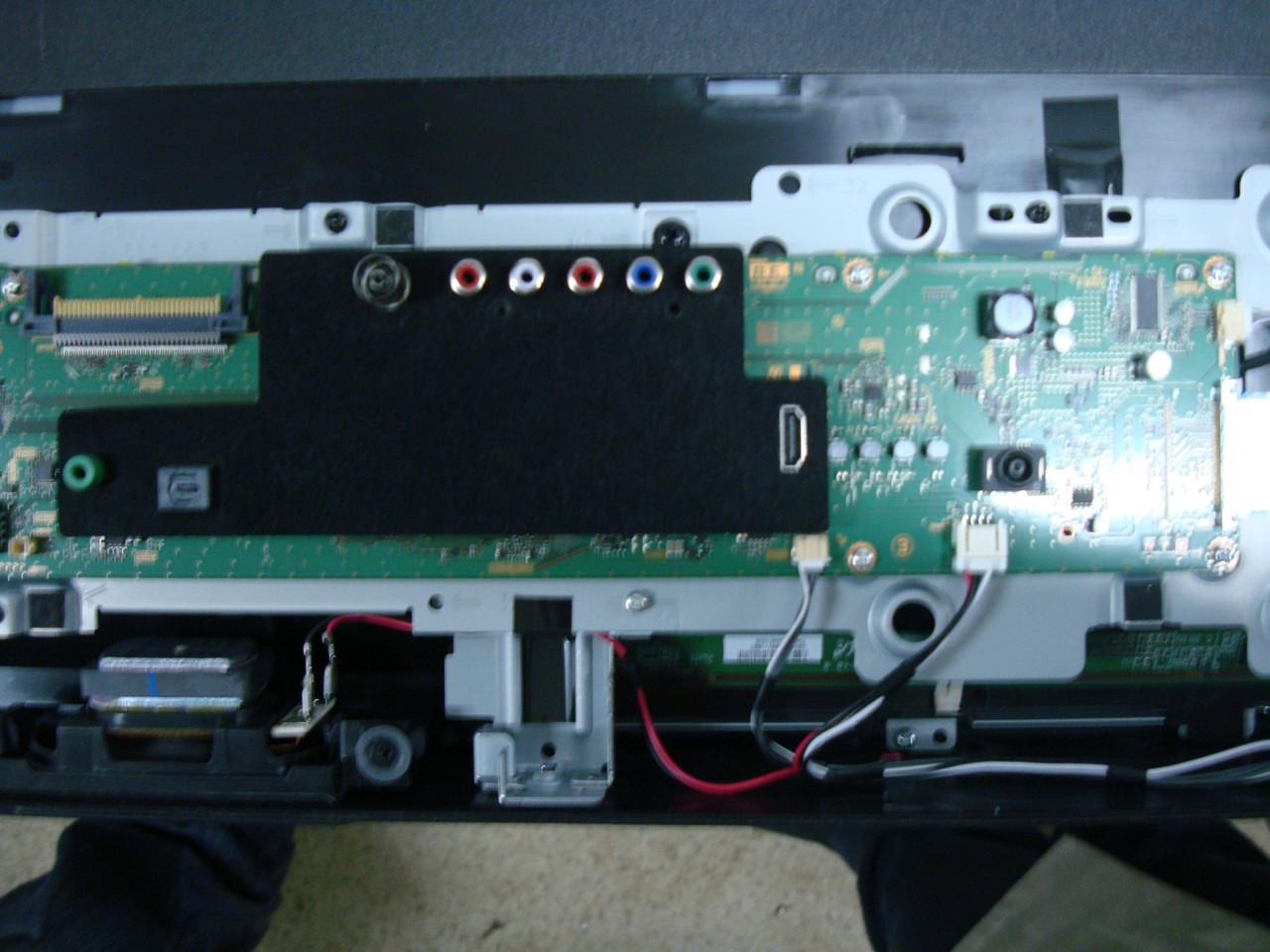 Запчастини до телевізора Sony KDL-40R353C ( LSY400HN01-A03, 1-893-522-11)