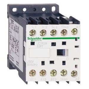 Реверсивные и нереверсивные контакторы до 5,5 кВт 400/415 В TeSys K
