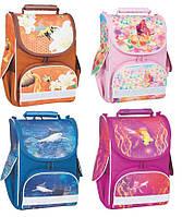 Рюкзак (ранец) школьный каркасный TIGER FAMILY 2801