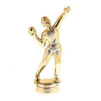 Золотая фигурка Волейбол