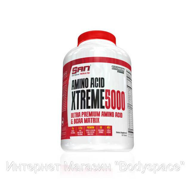 SAN Nutrition, Аминокислоты Amino Acid Xtreme, 320 таблеток