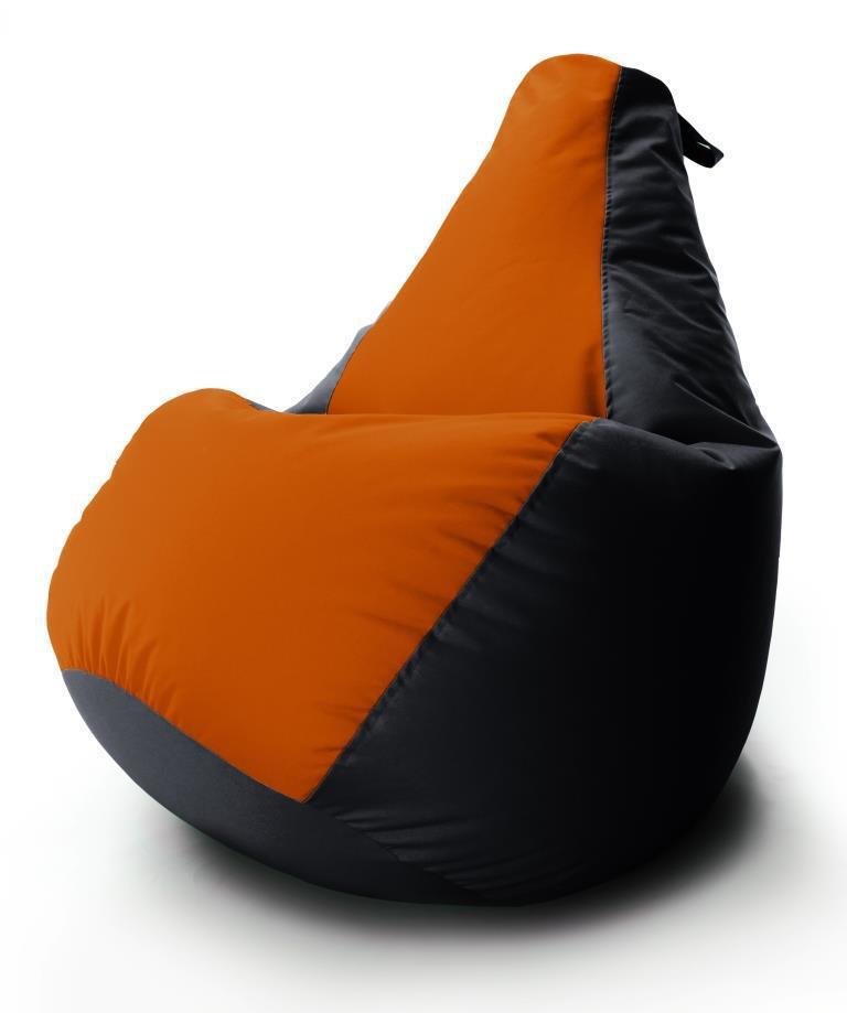 Кресло-мешок груша Комби. Оксфорд 85*105 см. С дополнительным чехлом