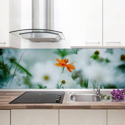 """Фартук на кухню / Скинали """"Цветок"""", фото 2"""
