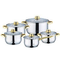 Набор посуды Maestro MR-2006 (10 предметов)