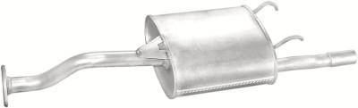 Глушитель задняя часть Honda Civic 1.4/1.5i 16V 92-01 sedan