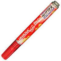 Маркер для ткани KREUL 2-4мм glitter Красный KR-92662