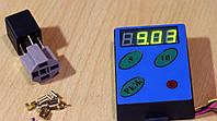Таймер-счетчик для контроля времени проката машинок