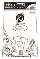 Термонаклейка для ткани Люминисцентная 15*20см KI-SIGN