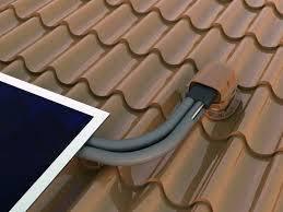 Solar проходные элементы для солнечных батарей