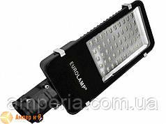 Світлодіодний світильник вуличний класичний SMD 100W 11000LM 6000K EUROLAMP LED