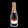 Вино игристое Fiorelli Fragolino Rosso земляничное красное полусладкое 7% 0,75л