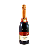 """Вино игристое полусладкое """"Fiorelli"""" Fragolino Rosso 7% 0,75л"""
