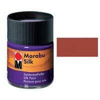 Краска для росписи шелка MARABU 50мл 178005008 Терракота