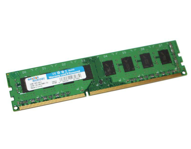 Оперативная память 2GB Golden Memory GM16N11 / 2