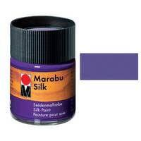 Краска для росписи шелка MARABU 50мл 178005037 Сливовая
