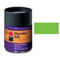 Краска для росписи шелка MARABU 50мл 178005282 Светло-зеленая