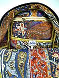 Джинсовый рюкзак Сова, фото 2