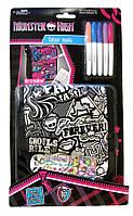 Набор для творчества StarPak Раcкрась свою сумочку Monster High 282701