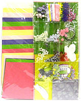 Набор открыток и украшений для скрапбукинга EnoGreeting SKE-001 18шт