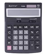 Калькулятор OPTIMA 12 разрядов 170*105*32мм 75503