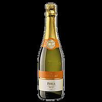 """Вино игристое полусладкое """"Fiorelli Fragolino Pesca 7% 0,75л"""