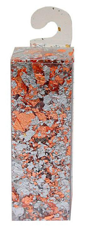 Поталь в хлопьях Daler-Rowney 1гр микс серебро-медь 25220