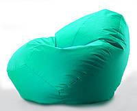 Большое овальное кресло - мешок  груша  Оксфорд 300 D 90*130 см, фото 1