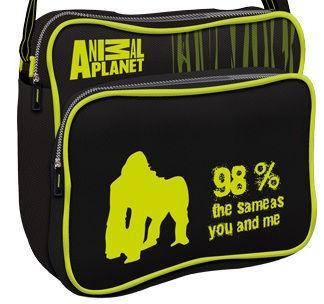Сумка через плечо StarPak Animal Planet 31-26 AP 40*28*11 см 273766