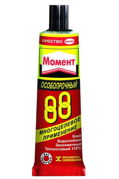 Клей универсальный Henkel Момент 88 контактный 30мл