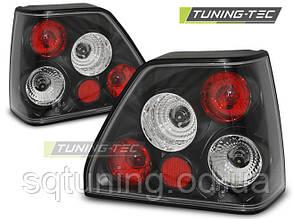 Задние фонари VW GOLF 2 08.83-08.91 BLACK