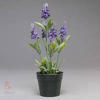 Искусственный цветок (30 см, пластик)