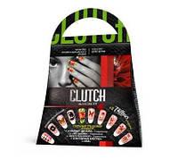 Набор для творчества DankoToys DT КЛ-01-10 маникюрный набор Clutch