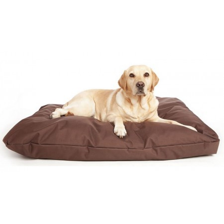 Бескаркасный лежак для собак, ткань Оксфорд, 115*75 см.