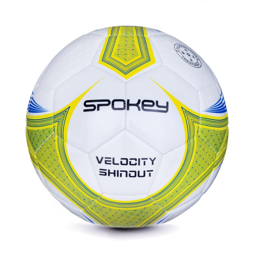 Футбольный мяч Spokey Velocity SHINOUT 920049 (original) №5, 5 размер