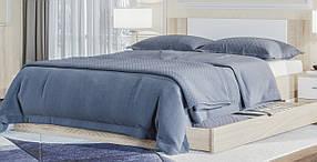 Кровать 2-сп 1,8 Лилея Новая (Світ Меблів TM)