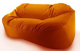 Бескаркасный диван. Микро-рогожка 90*120*175 см