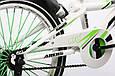 """Дитячий велосипед Ardis SUMMER R16"""" (Біло-салатовий), фото 2"""