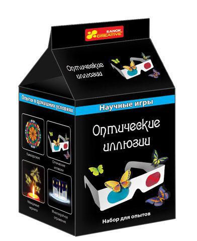 Игра научная Creative 0342 Оптические илюзии 12116013Р