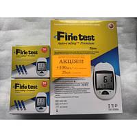 """Глюкометр """"FineTest Auto-Coding Premium"""" стартовый комплект (100 тест-полосок, 25 ланцетов)"""