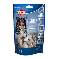 Лакомства для собак Trixie PREMIO Fishies 100г (рыба)