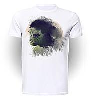 Футболка мужская размер L GeekLand Халк Hulk Песочный HU.01.016