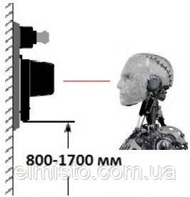 Монтаж и установка электросчетчиков по высоте