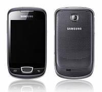 Корпус для Samsung Galaxy Mini S5570 с клавиатурой, черный, оригинал