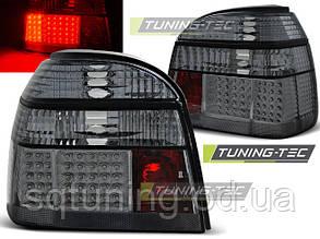 Задние фонари VW GOLF 3 09.91-08.97 SMOKE LED