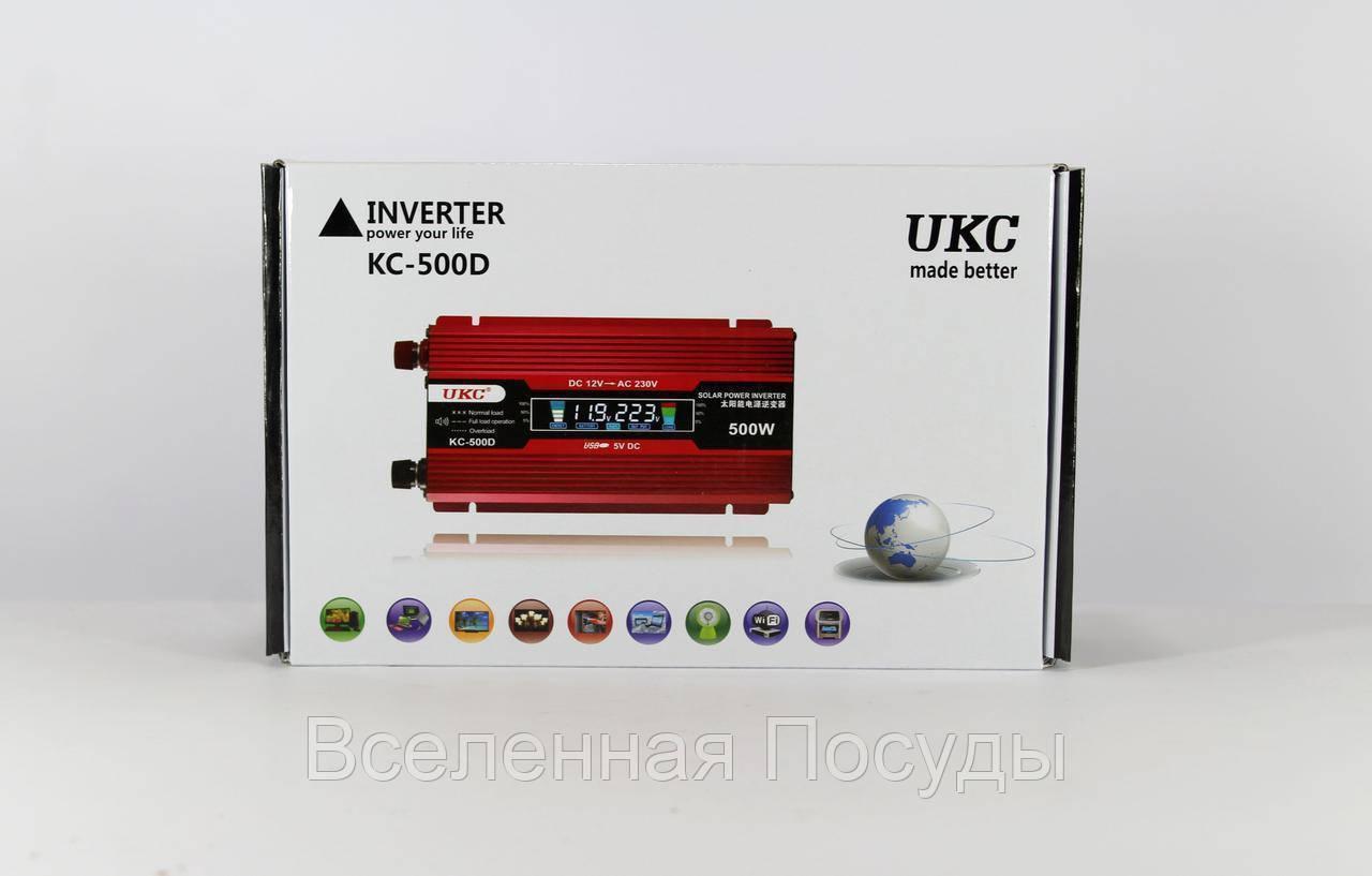 Преобразователь AC/DC KC-500D 500W + lcd  40