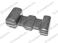 Подушка передней рессоры УАЗ 451Д 2902430