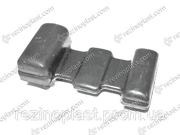 Подушка ресори передньої УАЗ 451Д 2902430