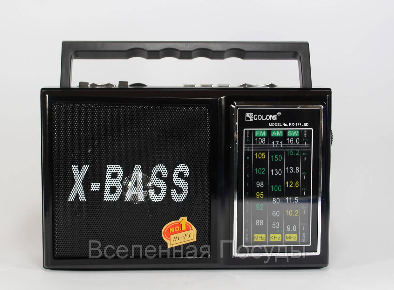 Радио RX 177 LED  30